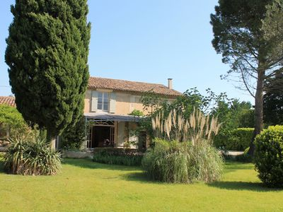 Photo for Mas des Oiseaux - A magnificent place in the Provence!
