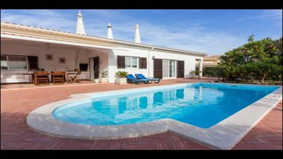 Photo for Charming villa near Porches, with a beautiful garden and private swimming pool.