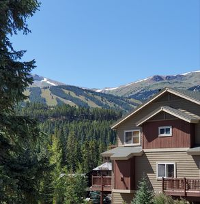 Photo for Freshly updated Breckenridge retreat, incredible views, private hot tub, garage