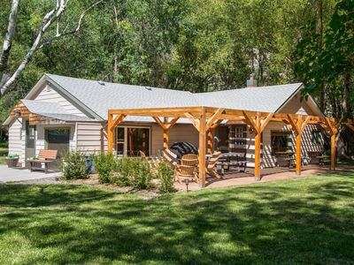 Photo for Livingston House w/ Patio on Yellowstone River!