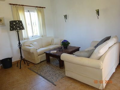 Photo for Pretty 2 Bedroom Villa in a Peaceful location in the Andalucian Countryside