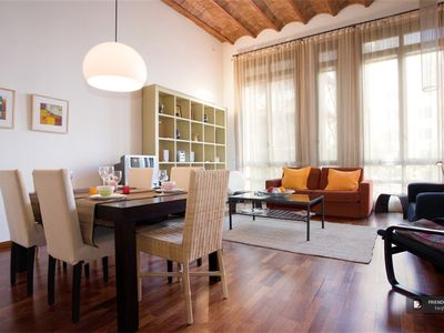 Photo for Friendly Rentals The Monet II Apartment in Barcelona