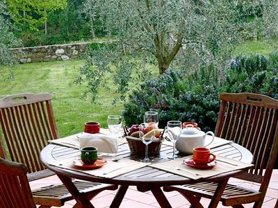 Borgo Bello A: A characteristic and welcoming apartment in the characteristic style of the Tuscan countryside.