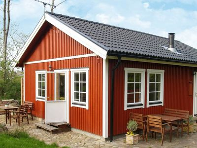 Photo for Cozy Holiday Home in Dronningmølle with Terrace