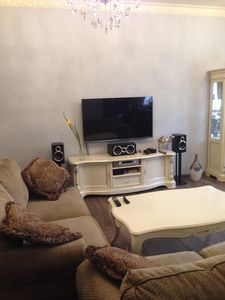 Photo for Design apartments 80 m2 with 2 bedrooms