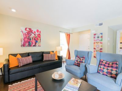Full Refund offered for cancellations due to covid-19. Best condo in Charlotte.