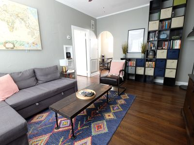Photo for Entire Apartment In Historic Downtown