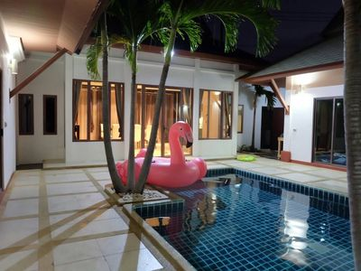 Photo for Nice Pool Villa For Rent, Huahin
