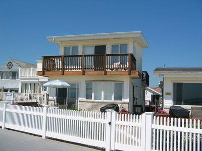 Photo for PT. PLEASANT BEACH OCEAN FRONT PERFECTLY LOCATED ON THE BOARDWALK
