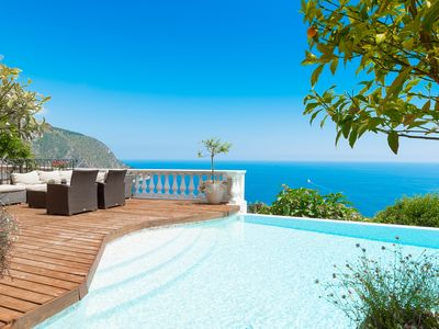 Photo for Eze Rock - Villa for 8 people in Eze