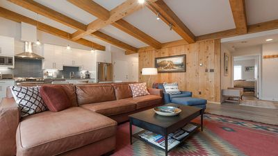 Photo for NEWLY RENOVATED!!-Mountainside Modern Penthouse Lodge-Lionshead Village Vail, Co