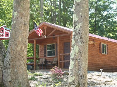 Photo for Cheat River, Mountain Cabin, Kayak -Canoe fishing Getaways