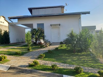 Photo for House in gated community in Atibaia with Wi-Fi and pool.