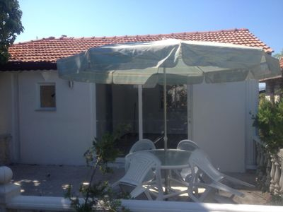 Photo for Small Roman Villa for 4 people in the middle of a large 5000m² garden