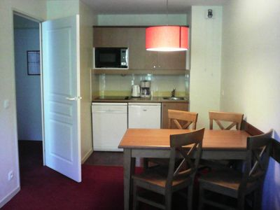 Photo for NICE T2 / 4 BEDS NEAR THE SPA AND WIFI ACCESS CABLE CAR