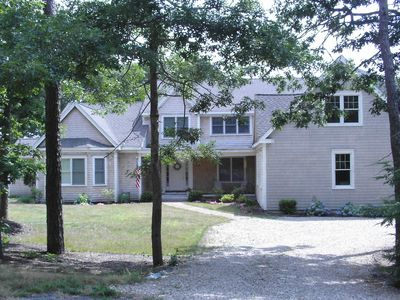 Photo for Air conditioned East Orleans large family home - Great for 2 families!