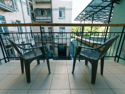 Photo for 1BR Apartment Vacation Rental in Kyiv