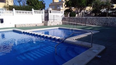 Photo for Spacious house with pool access