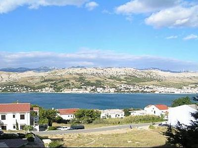 Photo for Apartment Ili  A1-B4(4)PL  - Pag, Island Pag, Croatia