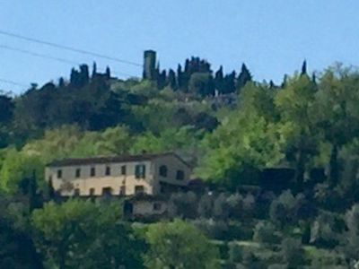 Photo for Country Villa - exclusive panorama - excellent location for Pistoia, Florence and Lucca