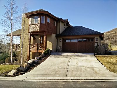 Photo for Luxury Turnberry Townhome on Homestead Golf Course in Midway Utah