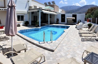 Photo for Villa Fantasia  walking distance to the see and to Georgioupolis center