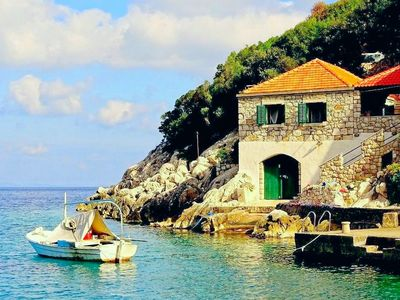 Photo for 2BR House Vacation Rental in Lastovo, island of Lastovo