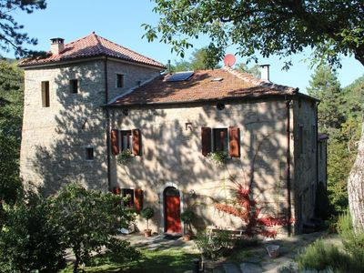 Photo for Holiday apartment Casola Valsenio for 2 - 6 persons with 2 bedrooms - Stately Manor/Villa