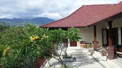 Photo for Villa with 2 bedrooms, kitchen, pool