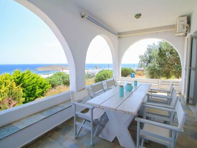 Photo for Home with View of Agios Ioannis