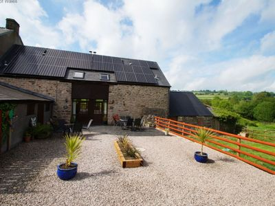 Photo for 3BR Apartment Vacation Rental in Shirenewton, Wales
