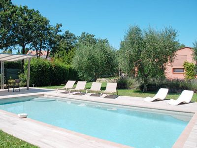 Photo for Vacation home Arbelle  in St. Cezaire - sur - Siagne, Côte d'Azur - 6 persons, 3 bedrooms