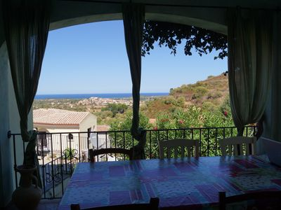 Photo for Holiday house with sea view, Budoni - Sardinia