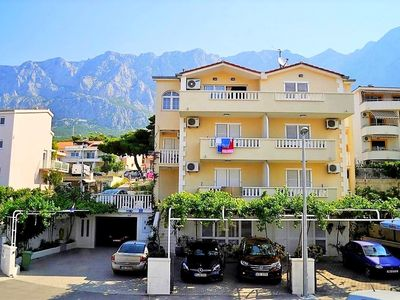 Photo for Apartments Ivica, (14347), Makarska, Makarska riviera, Croatia