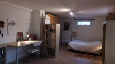 Photo for Comfortable studio on the outskirts of Strasbourg