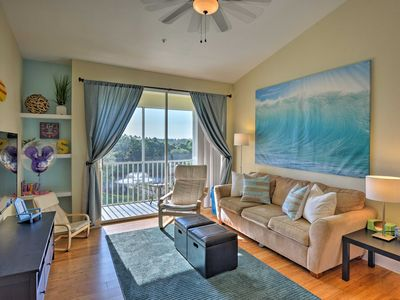 Photo for Resort Condo w/Water View - 10 Min Drive to Disney