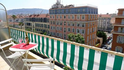 Photo for VILLA DUBOUCHAGE AP2066 - Apartment for 4 people in Nice