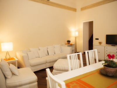 Photo for Post Nubila Phoebus apartment in Centro Storico with WiFi & air conditioning.