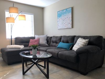 Photo for 2 bedroom-Sparkling Clean–near beaches & downtown