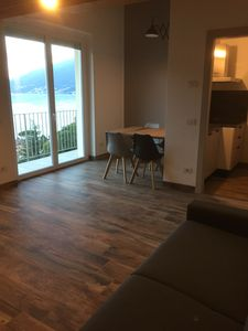 Photo for Breathtaking view of the lake - nice one bedroom apartment