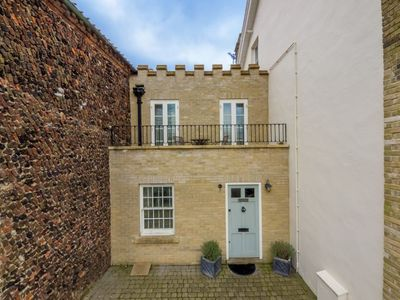 Photo for A really special, unique modern house, tucked between two period properties