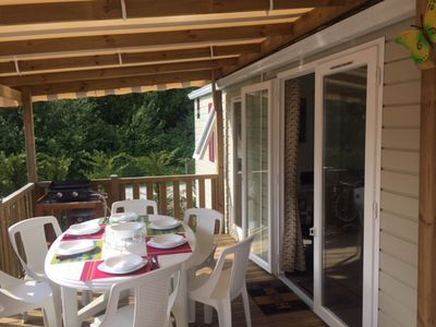 Photo for Camping 4 * The Charmettes MH 6 peopleDispos September we have !!