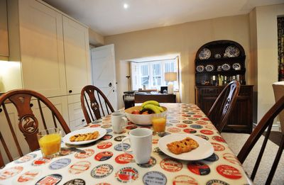The Byre. Historic ground floor apartment near Seaham and Durham Heritage Coast