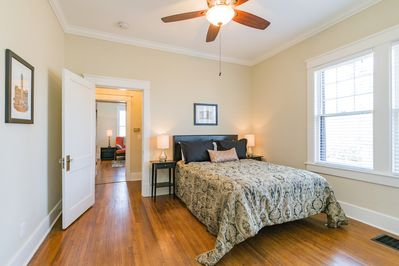 Large and Comfortable Bedroom