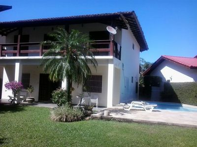 Photo for House in Guaratuba condom. closed (Costa del Sol) 3 suites, 2 bedrooms,