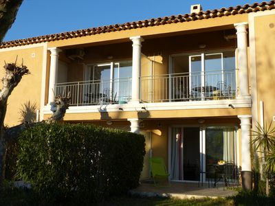 Photo for appartment in Sainte Maxime whit park and swimming pool