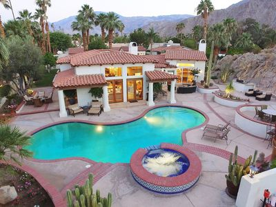 Photo for Treat Yourself To Luxury At This Amazing La Quinta Compound!