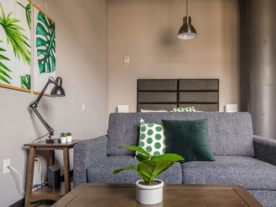 Photo for Contemporary Studio | Minutes to Downtown