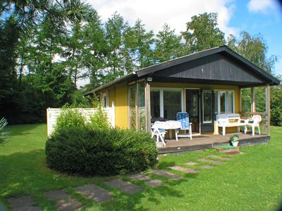 Photo for Holiday home close to a nice beach with a large and quiet garden