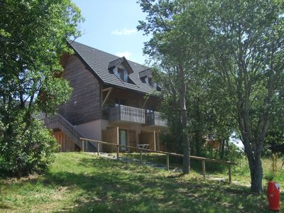 Photo for One bedroom Apartment, sleeps 4 in Vassivière with Pool and WiFi